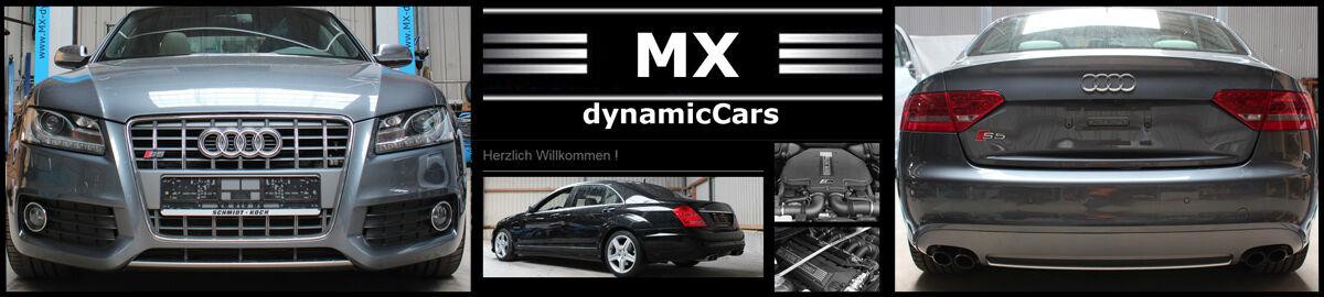 MX dynamicCars