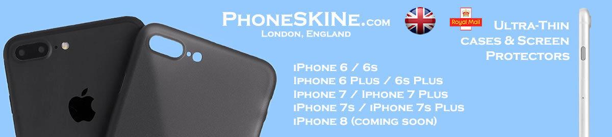 PhoneSKINe Apple iPhone cases