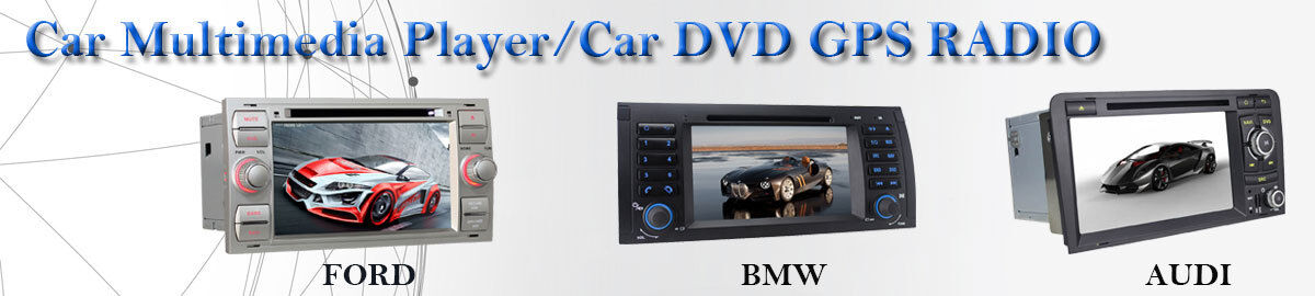 Car DVD GPS RADIO Player