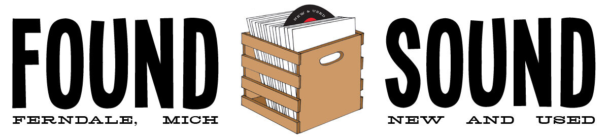 Found Sound Vinyl