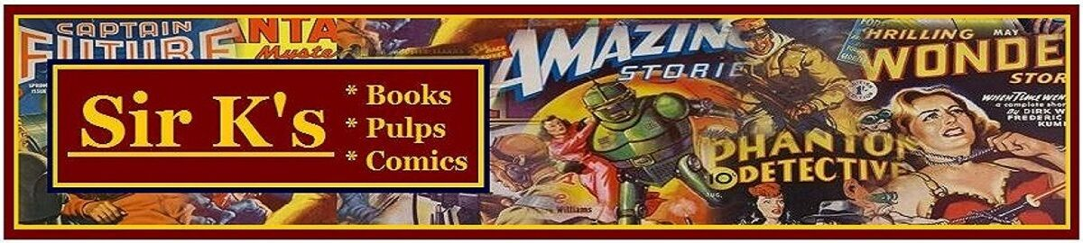 Sir K's Books & Collectibles