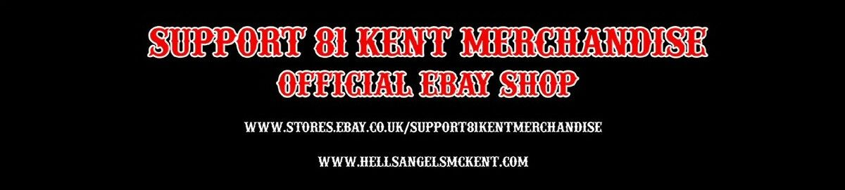 Support 81 Kent Merchandise