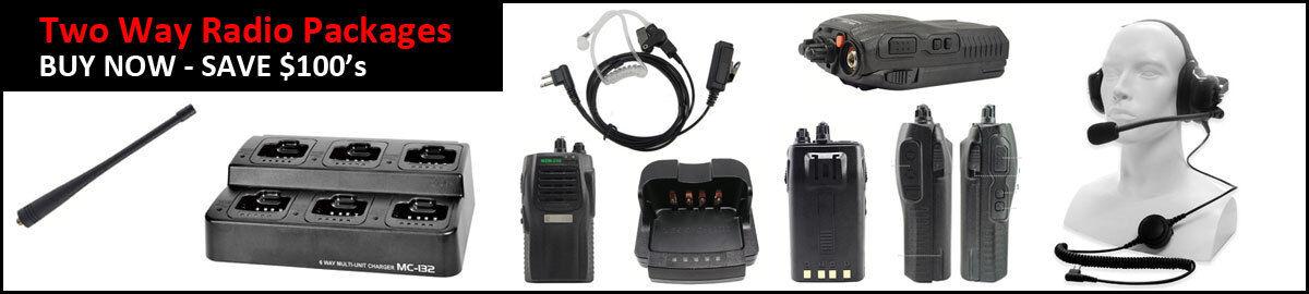 E-2Way Radios