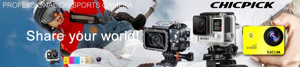 Chic_Pick - Sports Camera World !