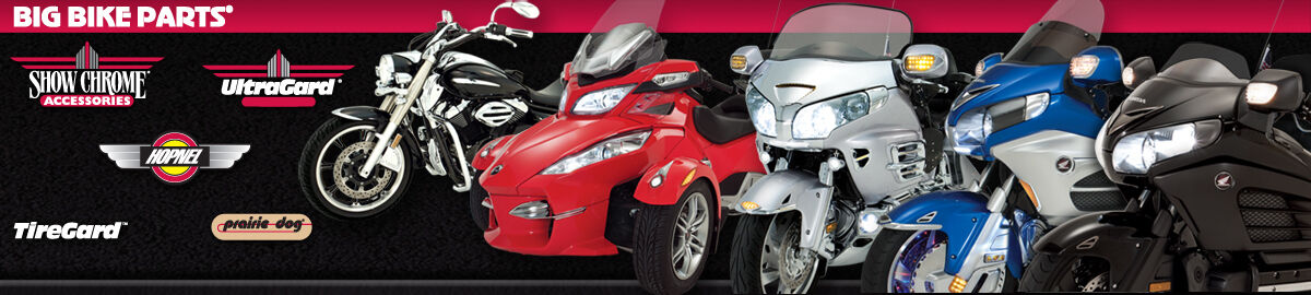 Big Bike Parts Accessories Outlet