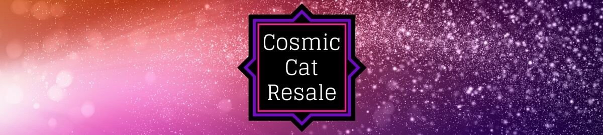 Cosmic Cat Resale