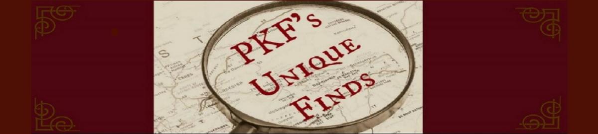 PKF's Unique Finds