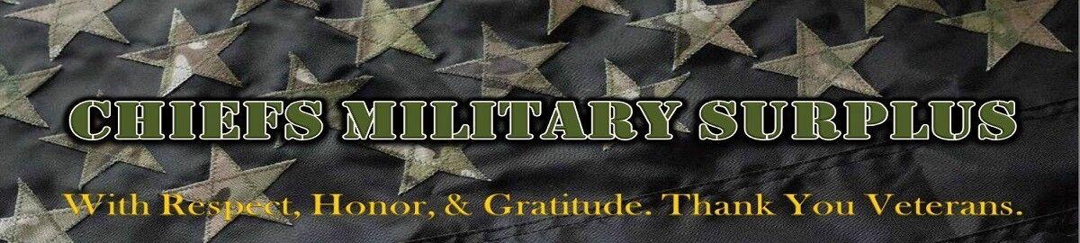 Chiefs Military Surplus