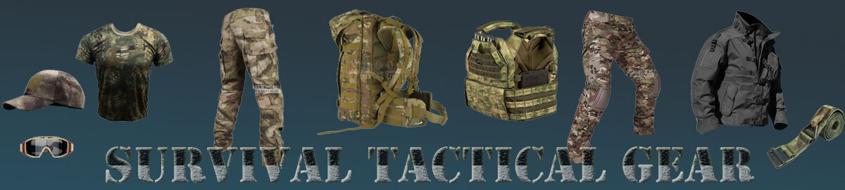 Survival Tactical Gear