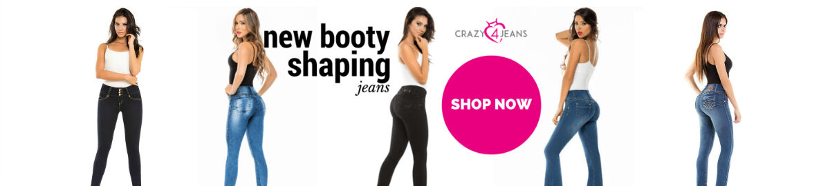 Crazy 4 Jeans Shaping Clothing