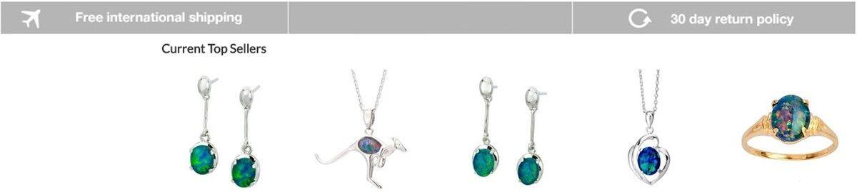 Australian Opal Jewellery