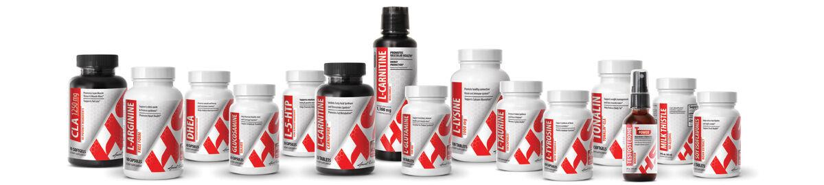 Sport Nutrition & Vitamins
