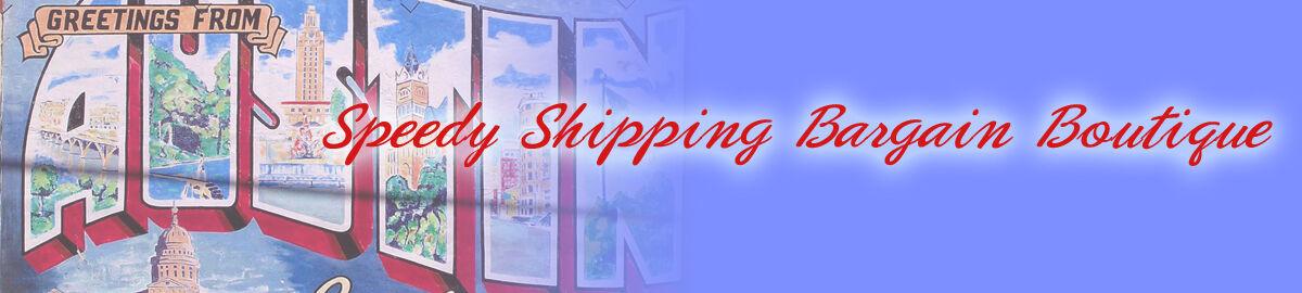 SpeedyShippingBargainBoutique