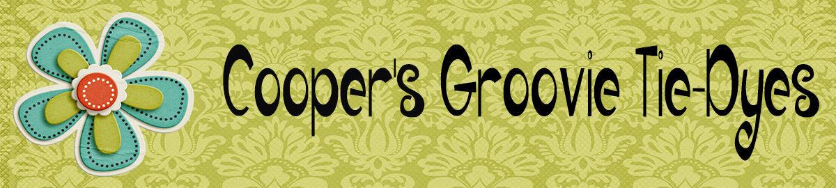 Cooper's Groovie Tie Dyes