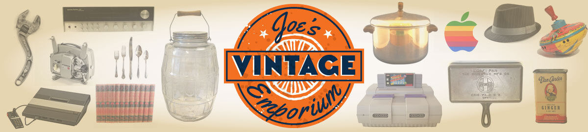Joe's Vintage Emporium