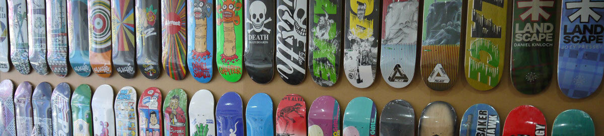 Ideal Skateboard Supply