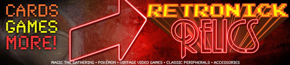 RetroNick Relics