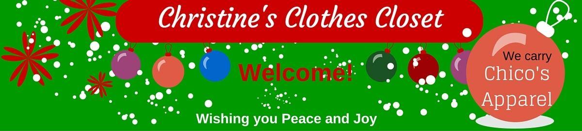 Christines Clothes Closet