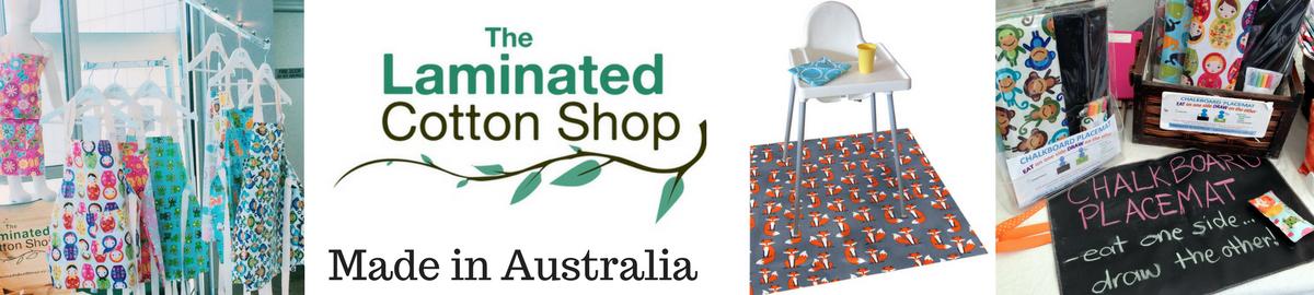 The Laminated Cotton Shop