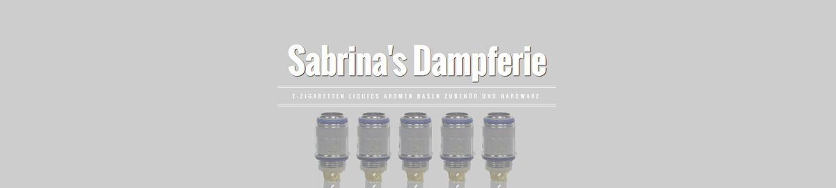 Sabrinas-Dampferie
