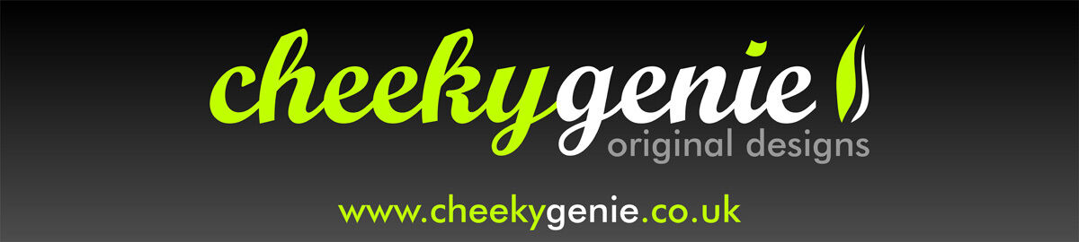 Cheeky Genie - Original Designs