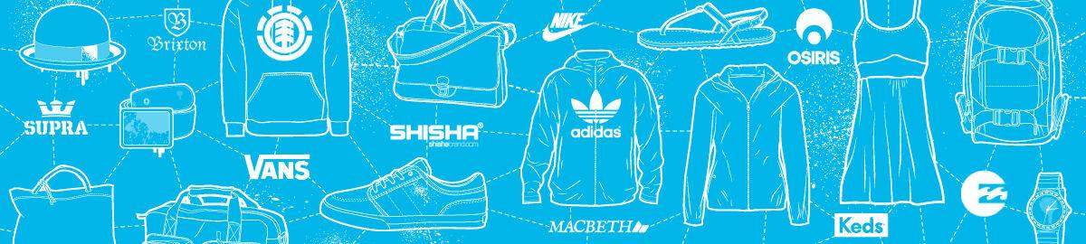 Sneaker und Streetwear Shop