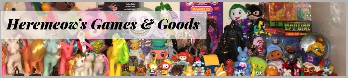 Heremeow's Games and Goods