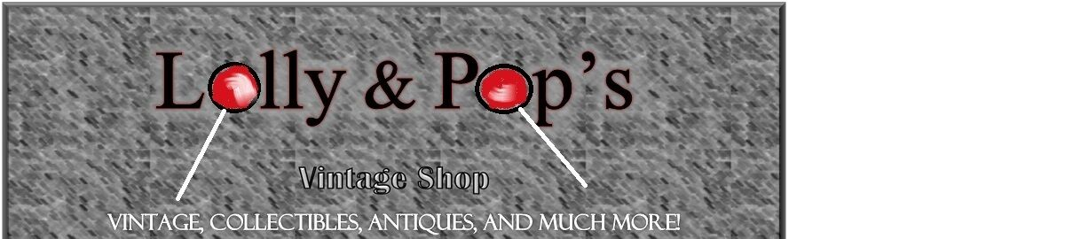 Lolly and Pops Vintage Shop