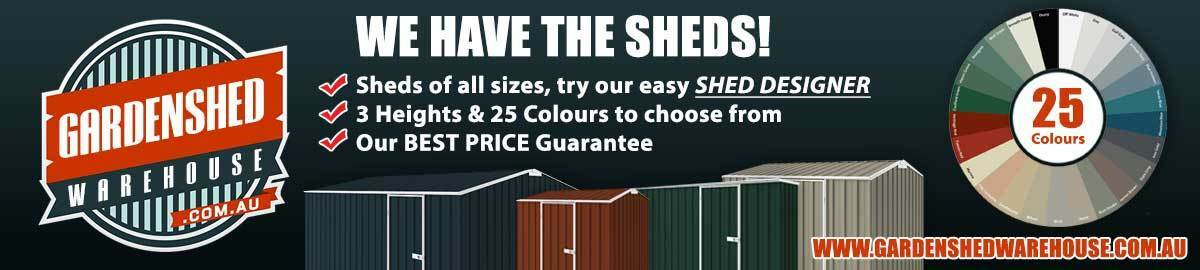 Garden Shed Warehouse