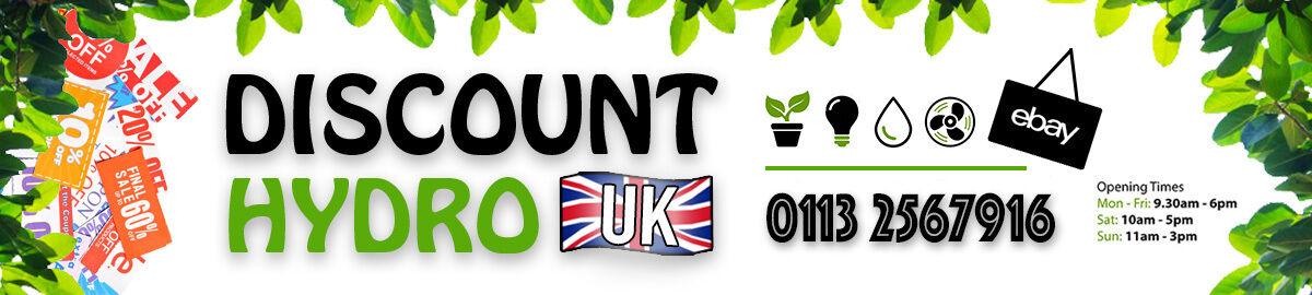 UK Discount Hydro & Grow Supplies