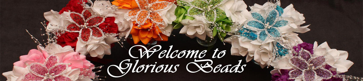 Glorious Beads Wedding Flowers
