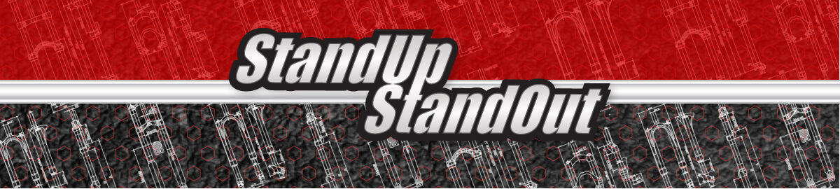 SUSO GFX - Standup Stand Out Ltd