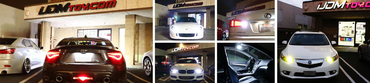 iJDMTOY Automotive Lighting