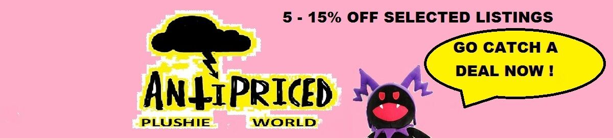 Antipriced Plushie World