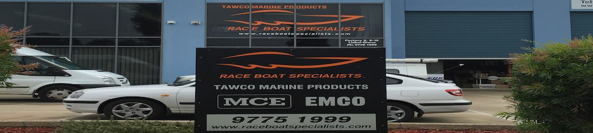 Tawco Marine Race Boat Specialists