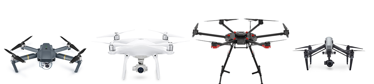 DJI Drone and Parts