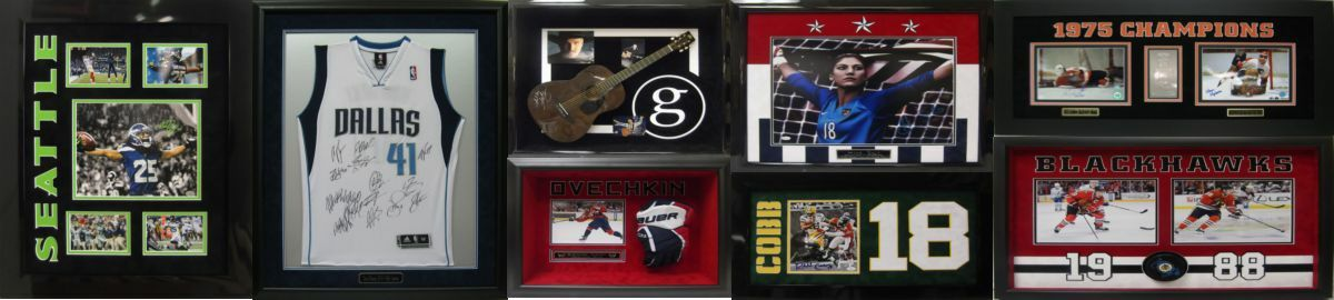 CSD Sports Framing and Memorabilia