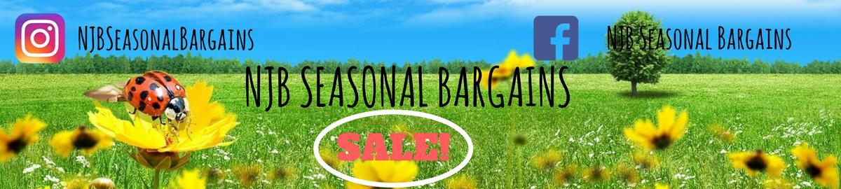 NJB Seasonal Bargains