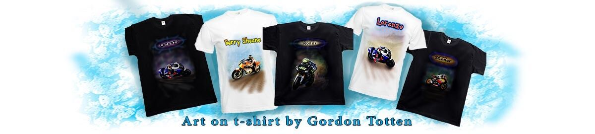 Airbrushed T-Shirts Shop