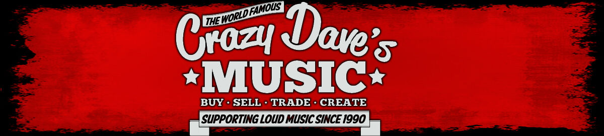 The World Famous Crazy Dave's Music