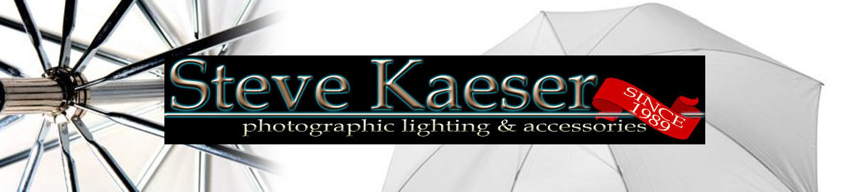STEVE KAESER PHOTOGRAPHIC LIGHTING