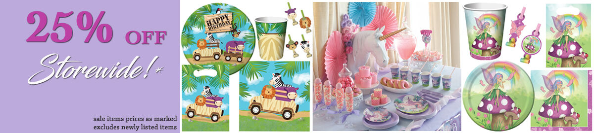 Party Plaza _ Event Supplies