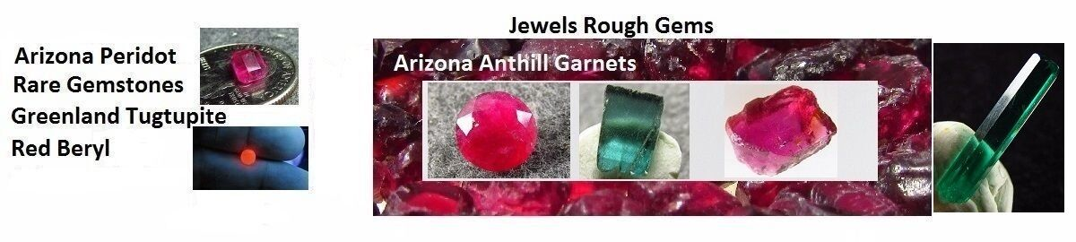 Jewels Rough Gems