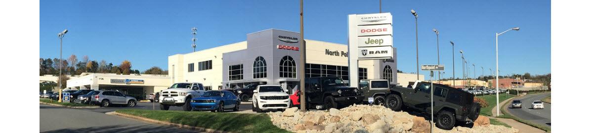 North Point Chrysler Jeep Dodge RAM