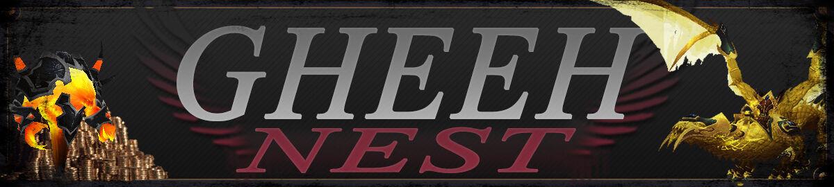 Gheehnest - World of Warcraft Items