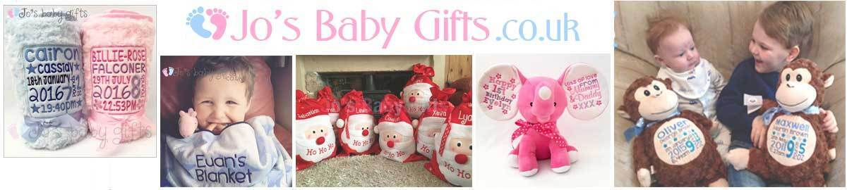 Jo's Baby Gifts