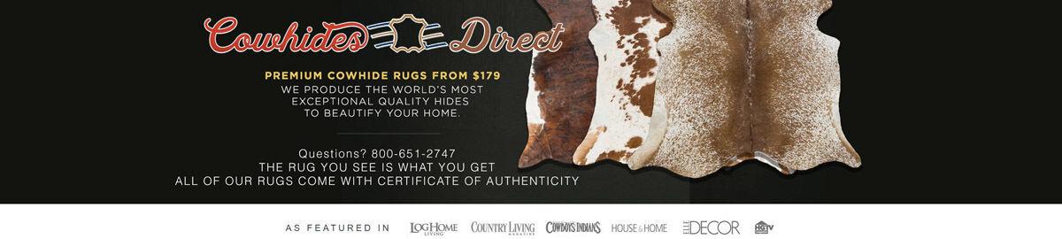 Cowhides Direct - Cowhide Rug Skins