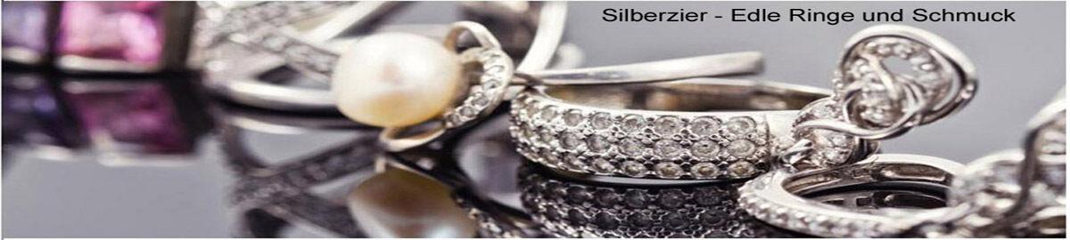 Silberzier-Edle Ringe und Schmuck