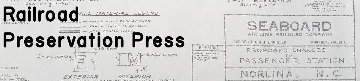 Railroad Preservation Press