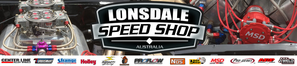 Lonsdale Speed Shop
